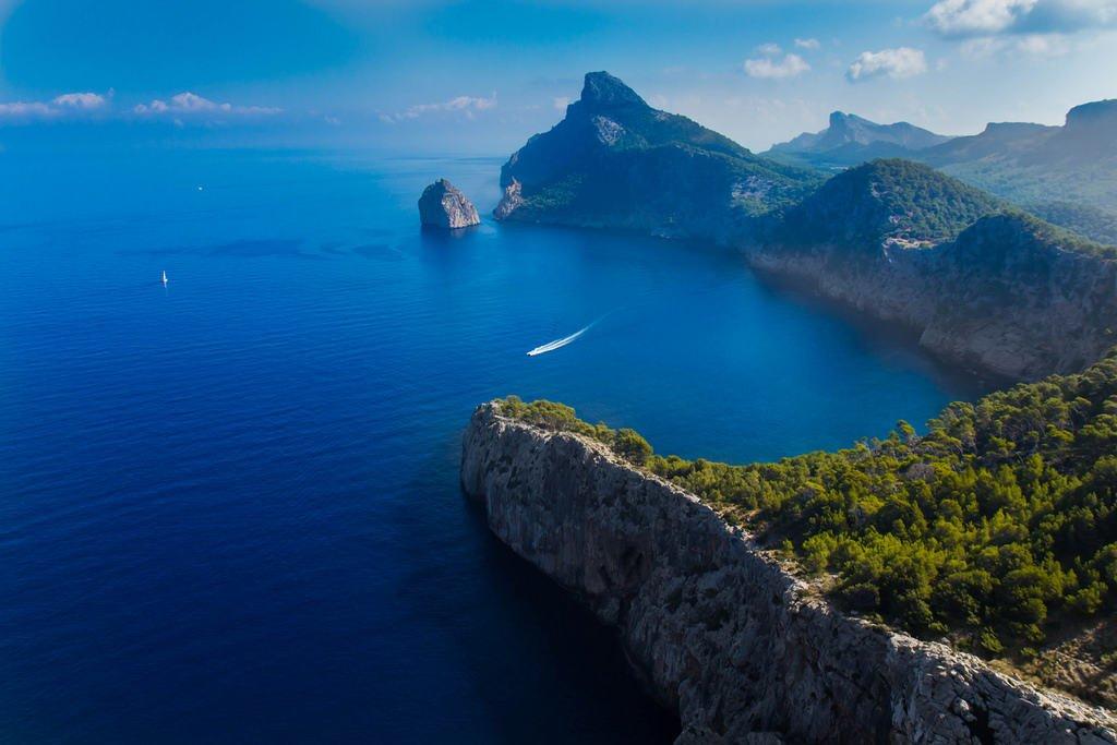 """Mallorca är lika vacker för alla - oavsett om du är skriven här eller """"bara"""" turist"""