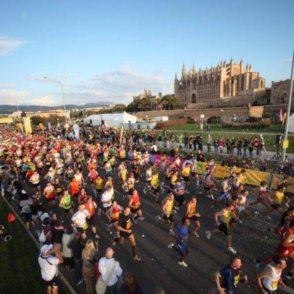 TUI Marathon i Palma 19 oktober