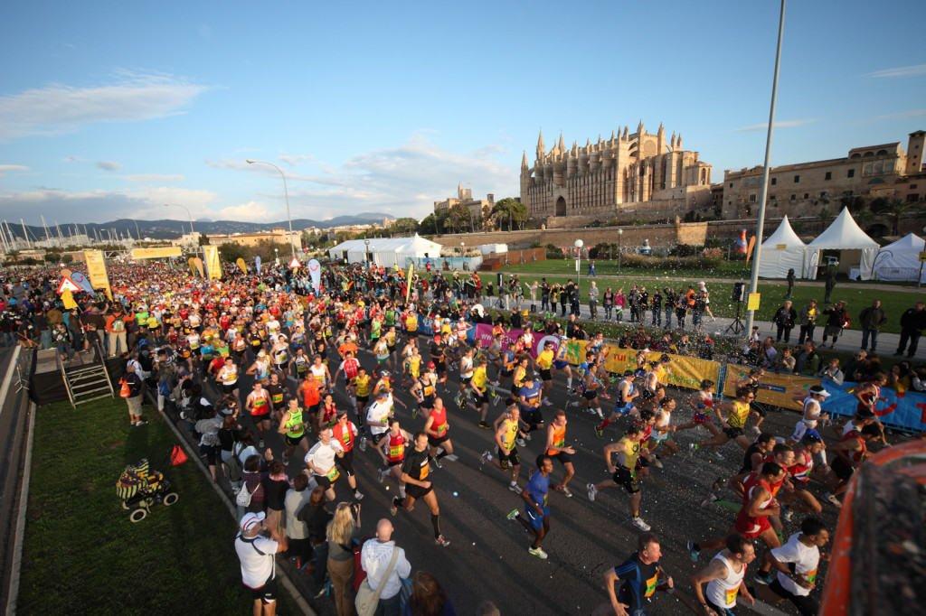 Om några veckor (19 oktober) är det dags för TUI Marathon i Palma de Mallorca