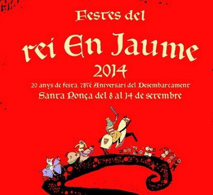 Festes del Rei Jaume I i Santa Ponça