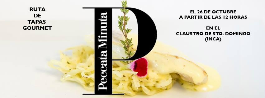 På söndag (26 oktober) serveras det lyxiga tapas i Inca - mellan kl. 12.00-16.00.