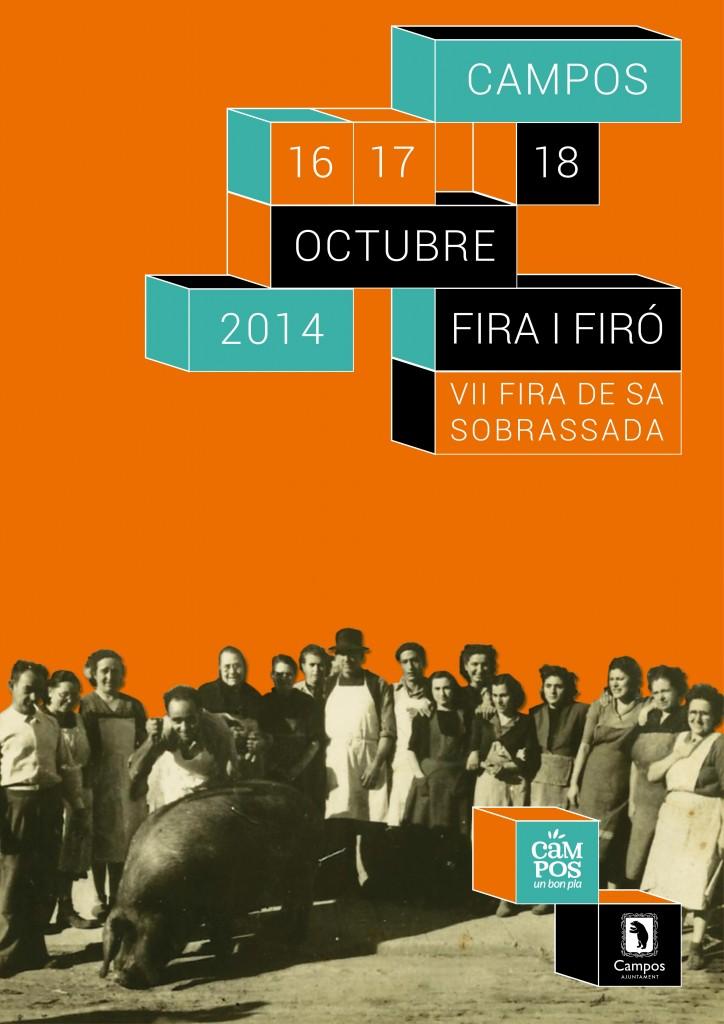 Nu är det dags för Fira d'octubre i Campos (16-18 oktober) - med sobrassada i mängder!