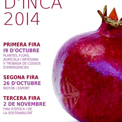 Fira d'Inca med lyxtapas nu på söndag
