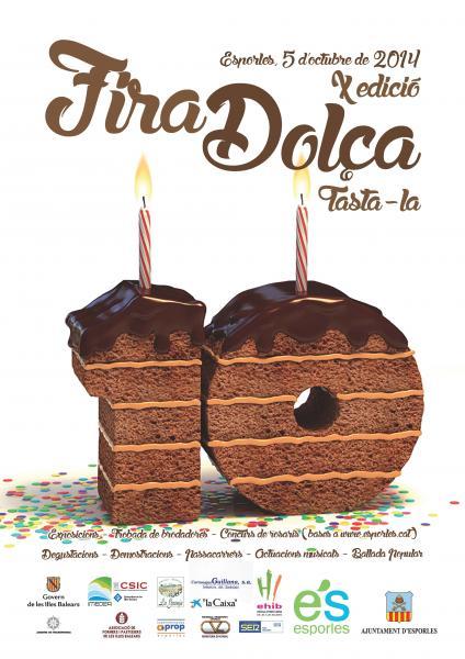 På söndag (5 oktober) är det dags förX Fira Dolça i Esporles