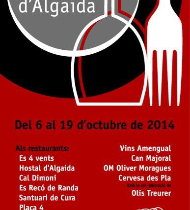 IX Mostra Gastronòmica i Algaida