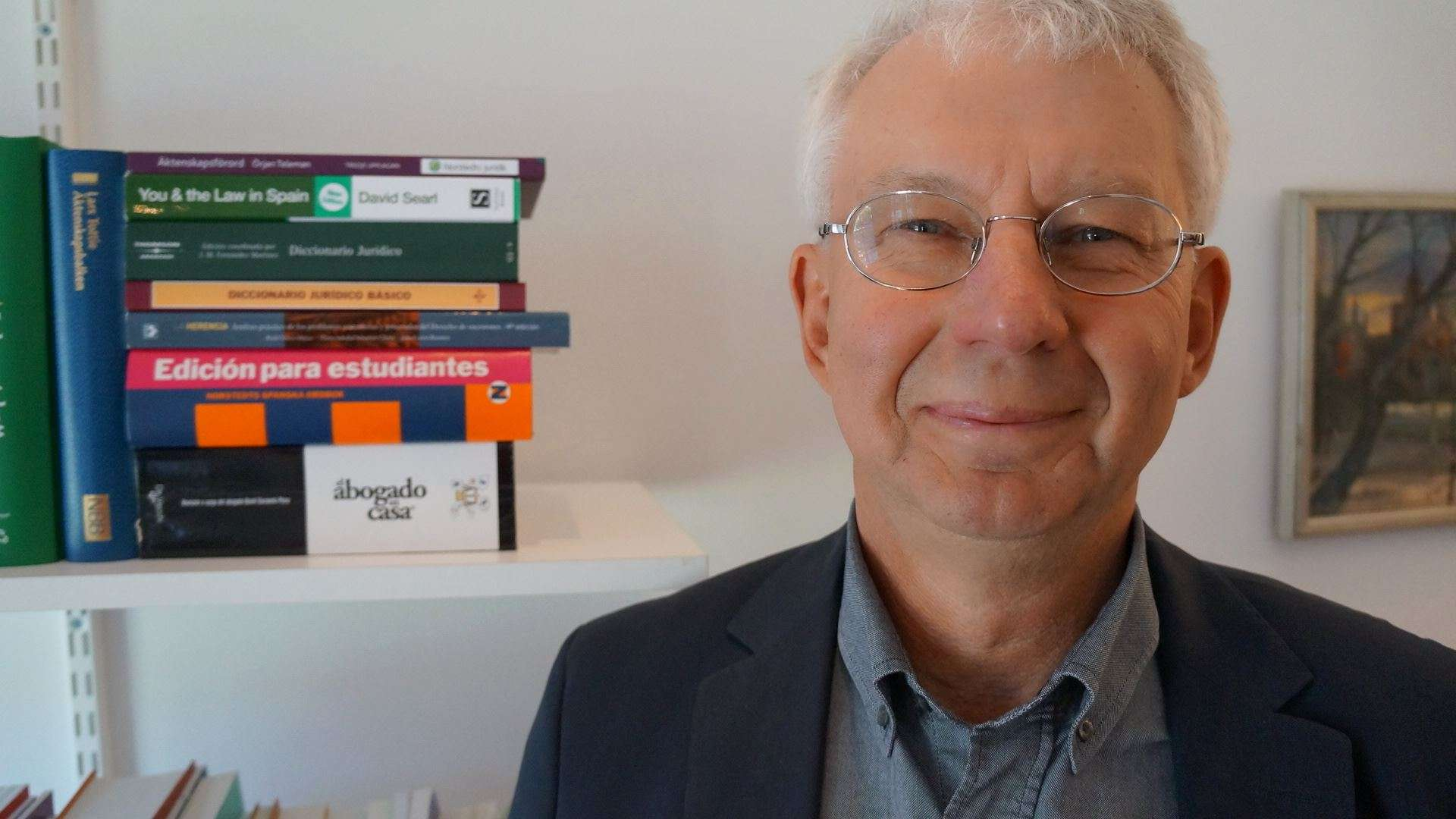 Peter Edlund - advokat och krönikör på Mallorcanytt