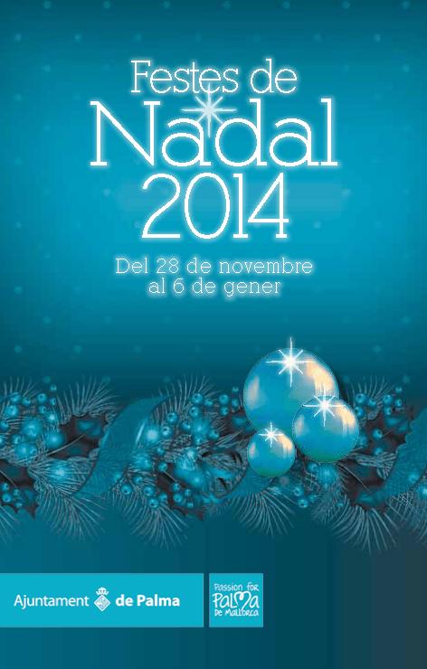 På fredag (28 november) kl. 19.00 tänder man julbelysningen i Palma