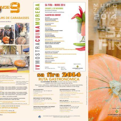 Sa Fira i Muro i helgen 7-9 november