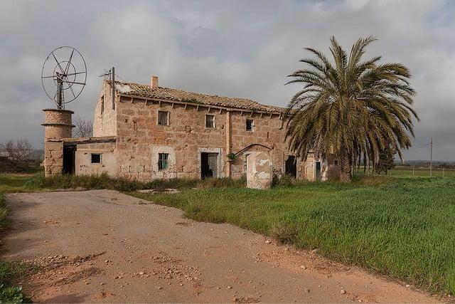 Bostadspriserna fortsätter att falla på Balearerna - ned med 5,0 procent på årsbasis