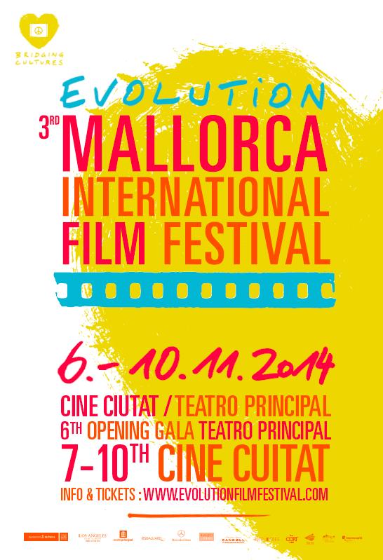 Nu är det dags för internationell filmfestival i Palma de Mallorca (6-10 november)