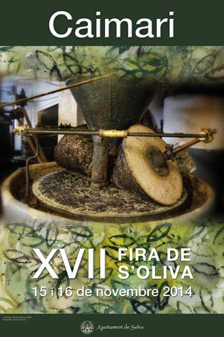 I helgen (15-16 november) är det dags för den trevliga höstmarknaden i Caimari