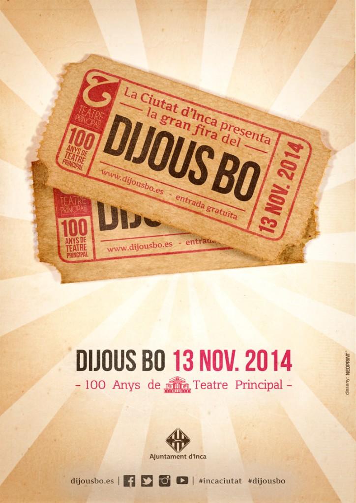 Nu på torsdag är det dags för Dijous Bo - den största marknaden på Mallorca