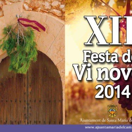 XII Festa del Vi Novell i Santa Maria