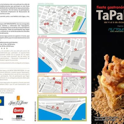 Nu är det dags för TaPalma 2014