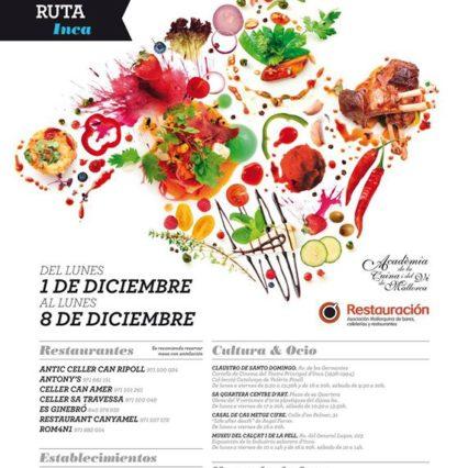Assaboreix l'Illa i Inca 1-8 december