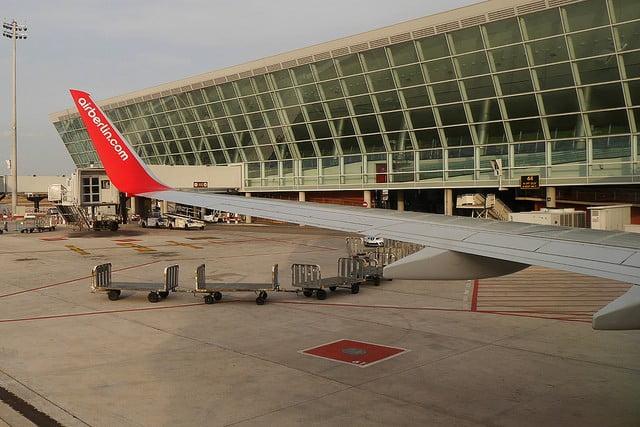 I november landade eller lyfte 728.461 flygresenärer på Mallorca - en ökning med 3,6 procent