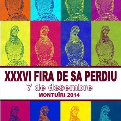 Fira de Sa Perdiu i Montuïri på söndag