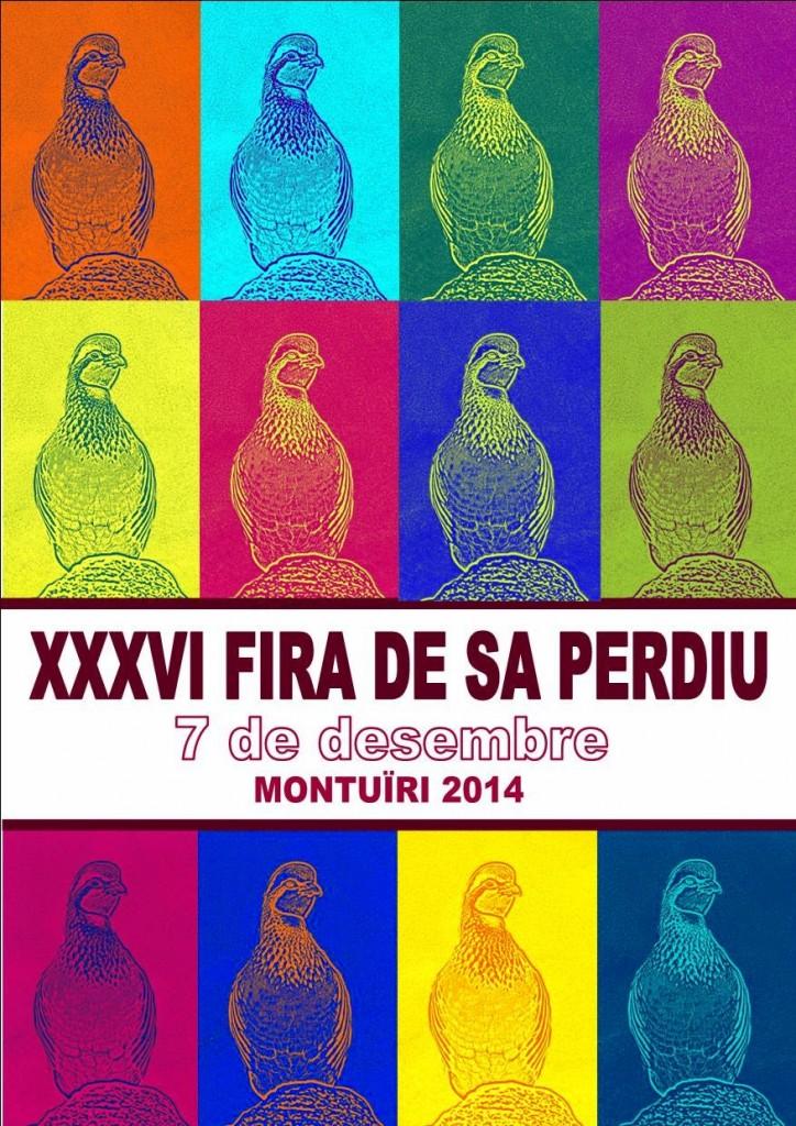 XXXVI Fira de sa Perdiu i Montuïri nu på söndag - en trevlig söndagsutflykt
