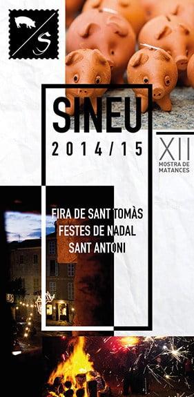 Fira de Sant Tomàs i Sineu på söndag (14 december)