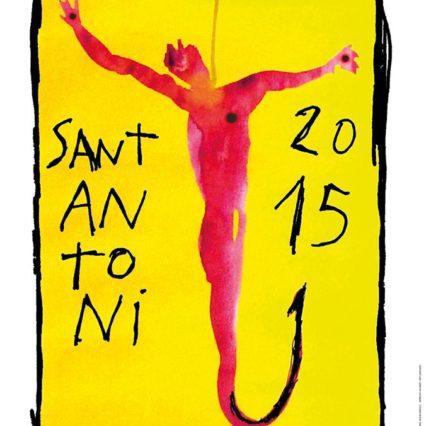 Sant Antoni i Sa Pobla på fredag