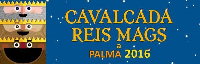 Tre kungarna kommer till Palma - 5 januari kl. 18.00