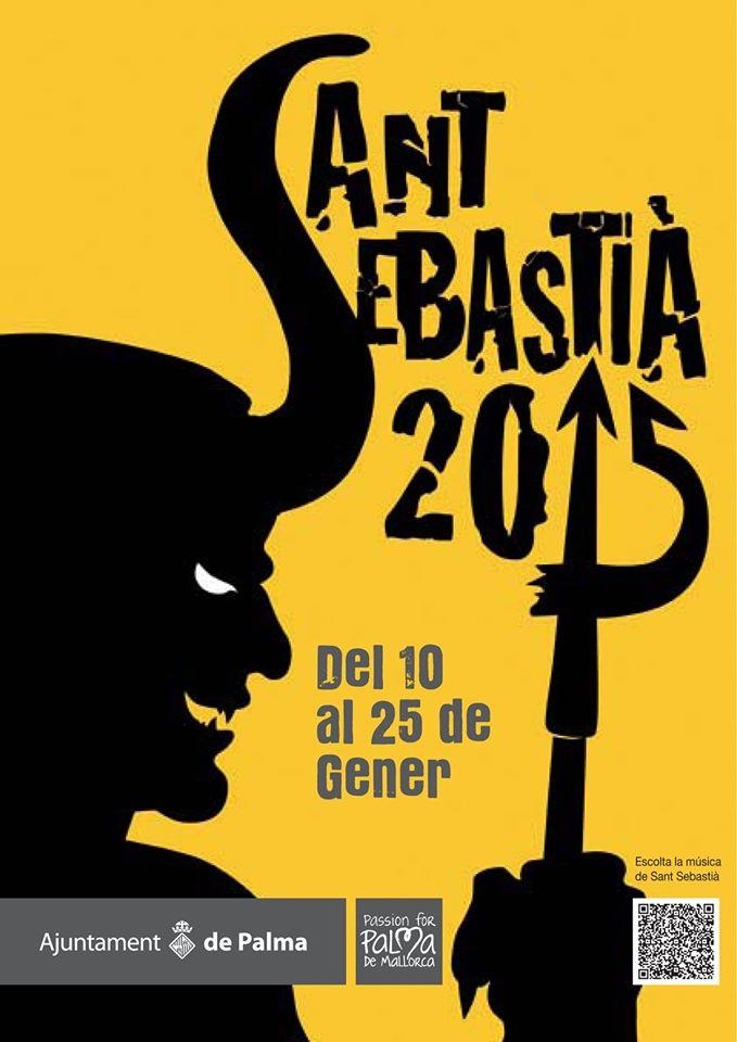 Det nya året inleds med nya festligheter i Palma de Mallorca