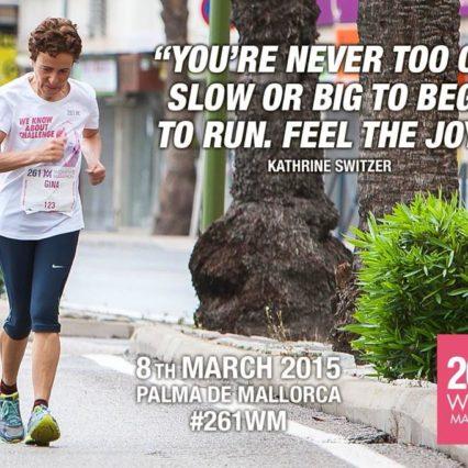 261 Women's Marathon i Palma