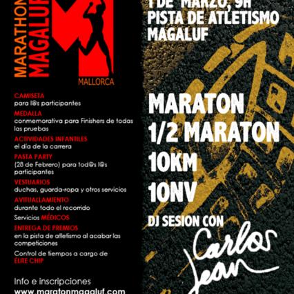 Snart är det dags för Magaluf Marathon