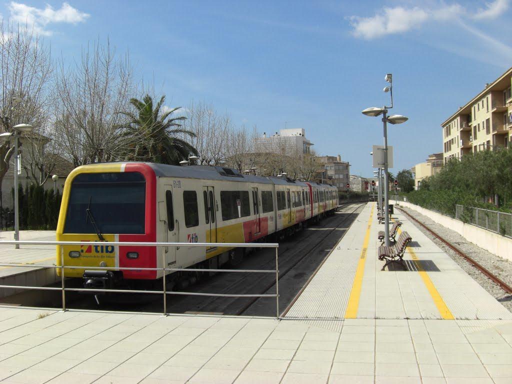 De kommande veckorna (2-19 februari) är alla tåg på Mallorca gratis