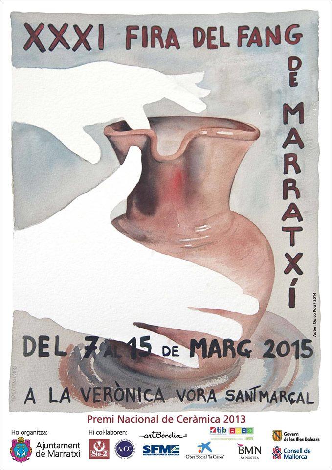 Nu är det dags för XXXI Fira del Fang i Marratxí - mellan 7-15 mars