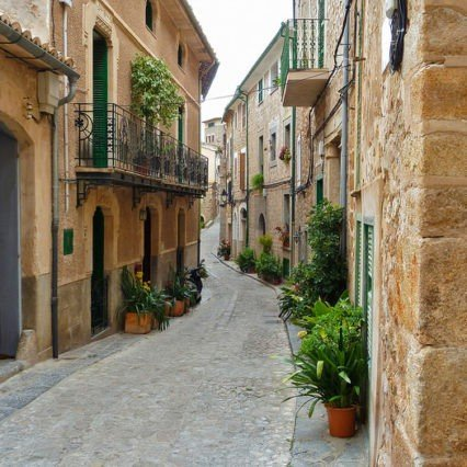 Turismen på Mallorca – februari