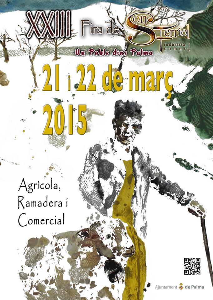 Nu i helgen (21-22 mars) är det dags för Fira de Son Ferriol i utkanten av Palma