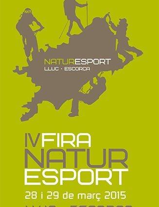IV Fira Naturesport i Lluc 28-29 mars