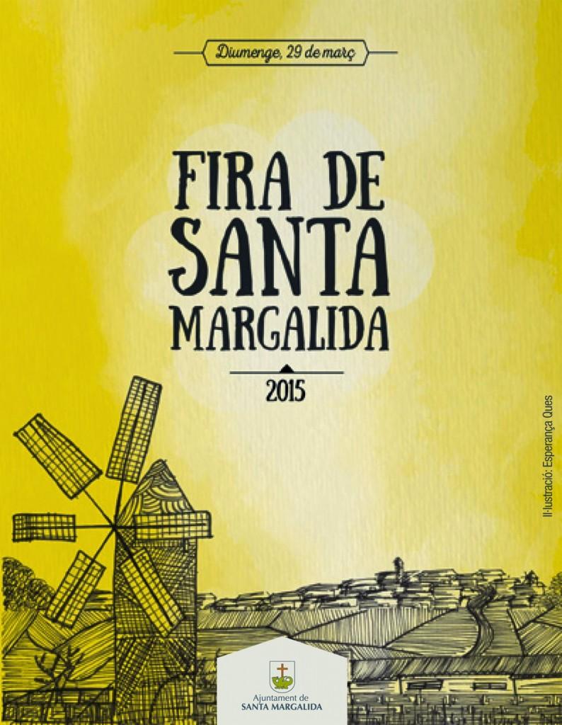 Nu på söndag (29 mars ) är det dags för Fira de Santa Margalida