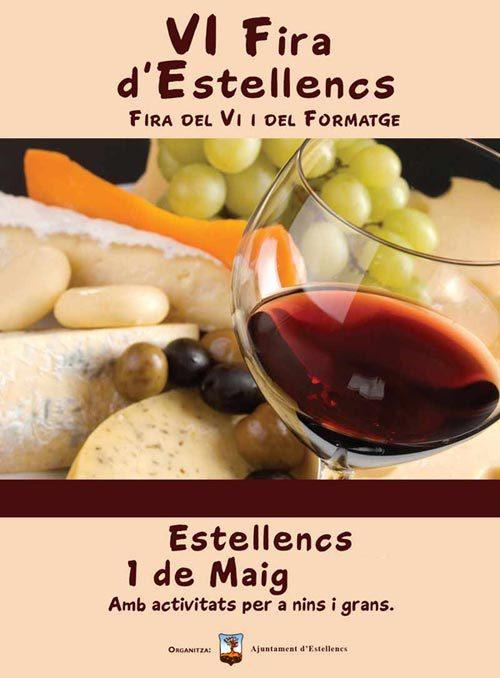 I morgon (1 maj) är det återigen dags för Fira del Vi i del Formatge i Estellencs