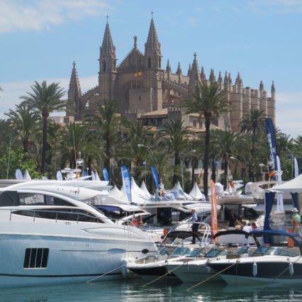 Palma Boat Show 30 april – 3 maj