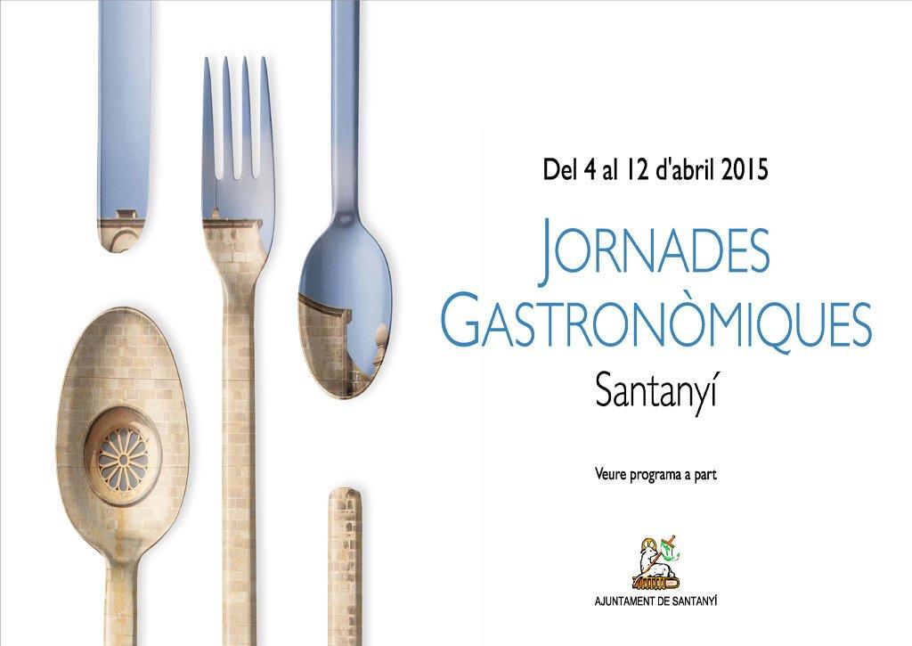 Under den här dryga veckan (4-12 april) är det gastronomiska dagar i Santanyí