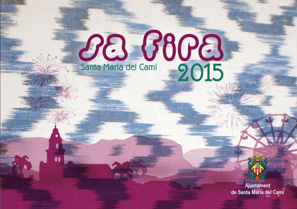 Nu på söndag (26 april) är det dags för trevliga Sa Fira i Santa Maria del Camí