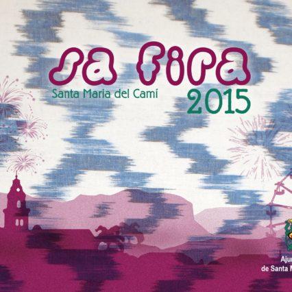 Sa Fira i Santa Maria del Camí på söndag