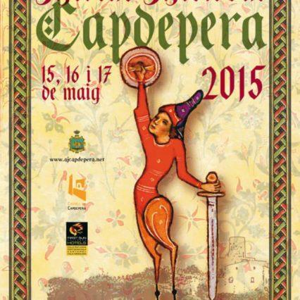 Mercat Medieval i Capdepera 15-17 maj