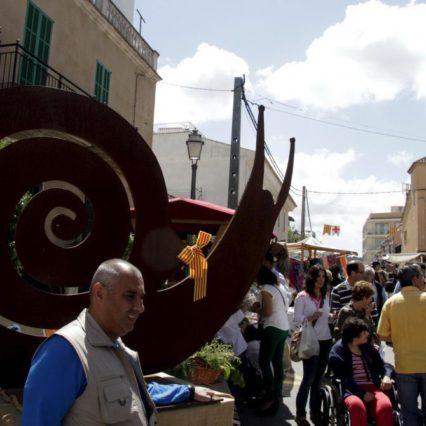 Fira del Caragol i Sant Jordi 16-17 maj
