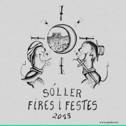 La Fira och El Firó i Sóller 8-11 maj