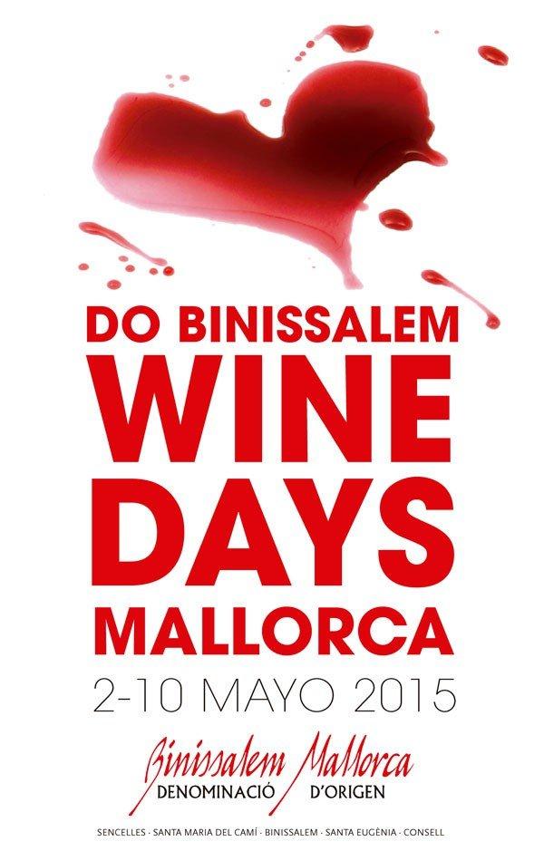 Nu (2-10 maj) är det dags för årets upplaga av Mallorca Wine Days - nio dagar fulla med vin
