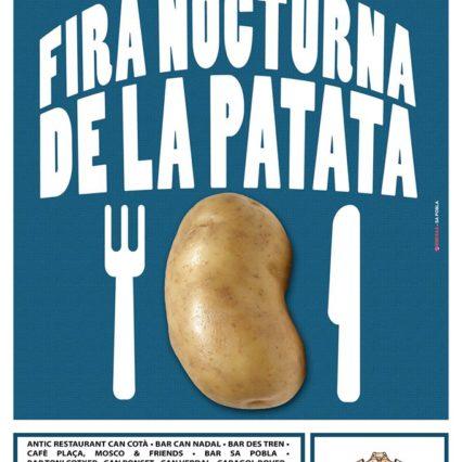 Fira Nocturna de la Patata i Sa Pobla