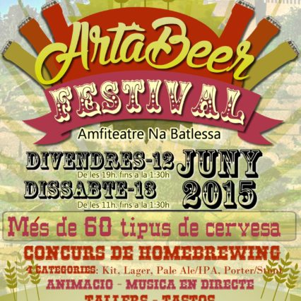 Artà Beer Festival 12-13 juni