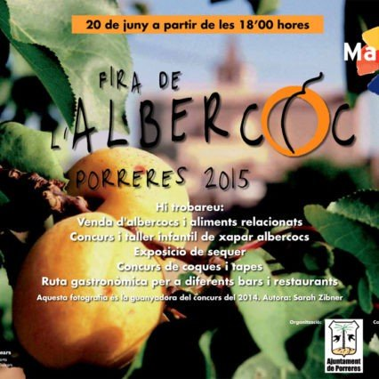 Fira de l'Albercoc i Porreres – 20 juni