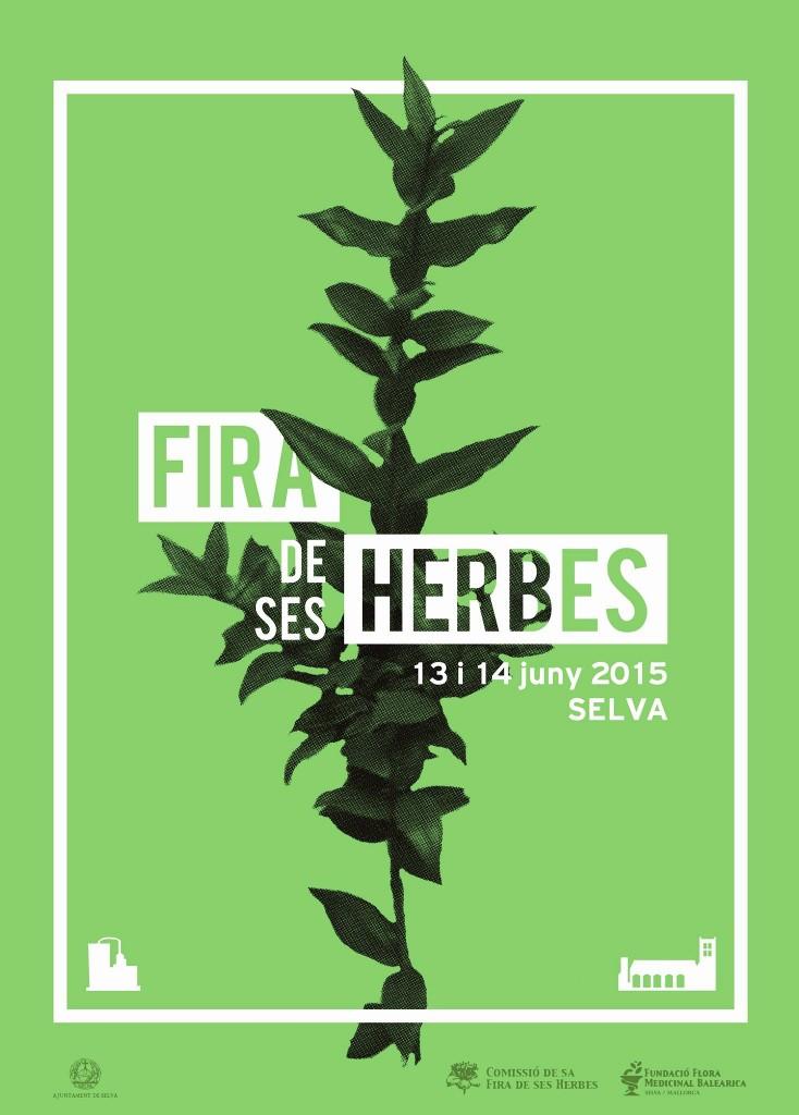 Nu i helgen (13-14 juni) är det dags för Fira de Ses Herbes i Selva