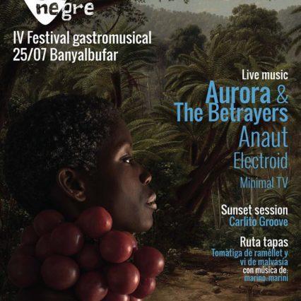IV Festival gastromusical i Banyalbufar