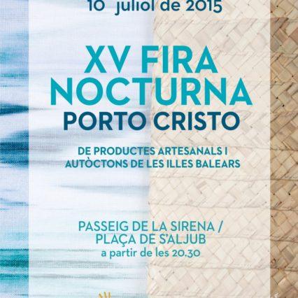 Fira Nocturna i Porto Cristo – 10 juli
