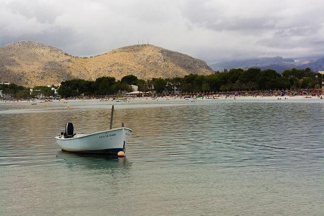I juli kom 2.130.467 utländska turister till Balearerna - en ökning med 3,1 procent